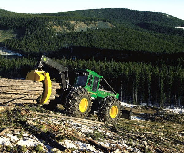World demand of forestry machinery to surge 4 5% annually by