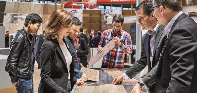 Attendance at DOMOTEX 2018 at all-time high
