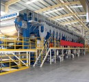 Dieffenbacher delivers full MDF line in India