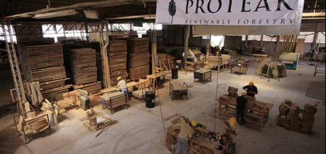 Proteak new MDF plant ramp up according to plan