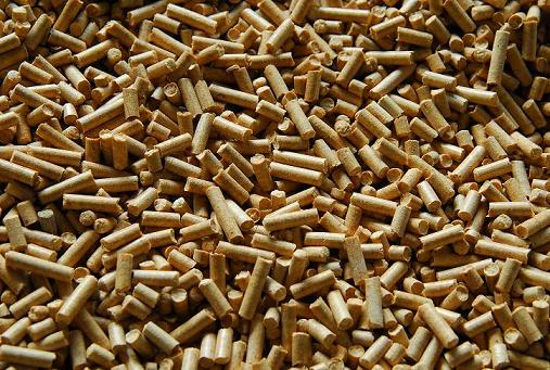 New record high for north american wood pellet exports