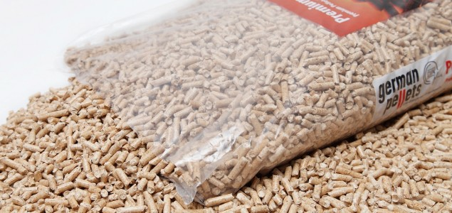 Wood pellets in Germany still available at low prices this summer