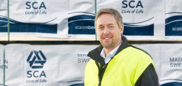 SCA: Forest Products segment reports drop in operating profit
