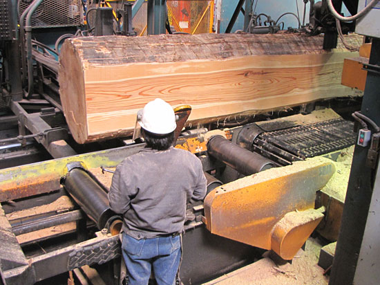 Saw Mill For Sale >> Guide on how to reduce the annual energy use for sawmills ...