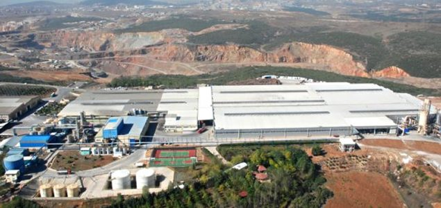 Kastamonu's Russian Alabuga site to reach full capacity in 2018