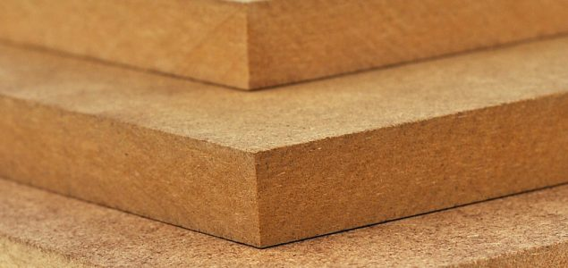 Trends in the global MDF market