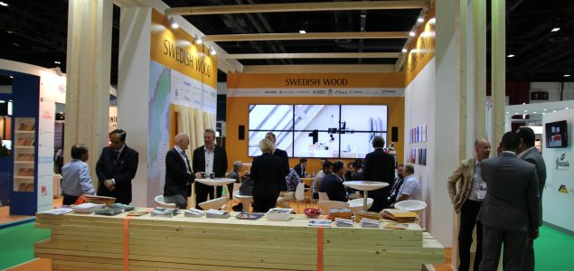 The Swedish sawmill industry shows good competitiveness in a growing world market