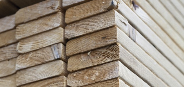 US lumber prices still on an upward trend at the end of September
