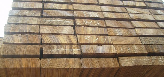 EU imports of tropical sawnwood rise 5% in 2019