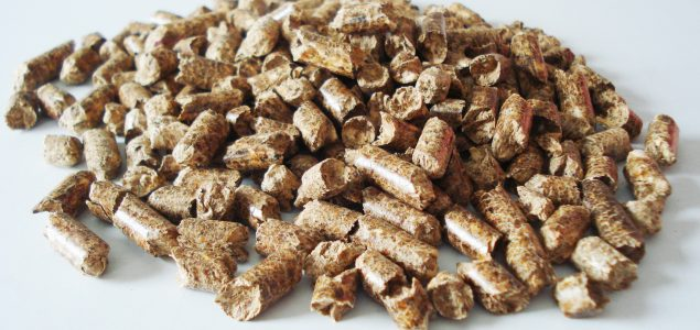 German wood pellets cheaper by 5% over last year
