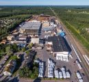 Sweden: Vida adds 48,000 m3 of drying capacity at spruce sawmill with Valutec's continuous kiln
