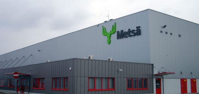 Metsä Wood's new birch plywood mill in Estonia to enter full production mode this year