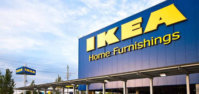 IKEA reports record sales on booming online revenues