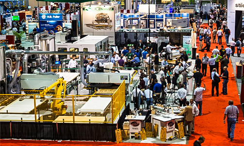This year 39 s international woodworking fair is sold out for Largest craft shows in the us