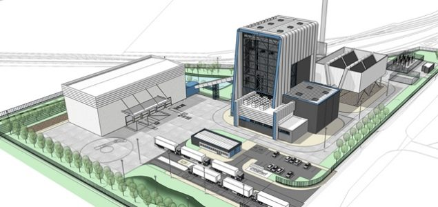 Poyry gets technical services assignment for the 299-MW UK biomass project