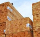US softwood lumber prices drop but still way higher than last year