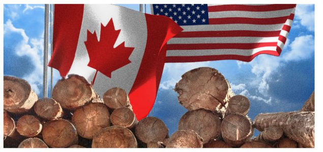 Canada opens WTO case against United States over softwood lumber duties