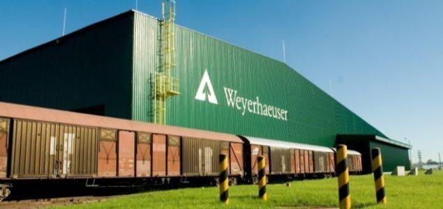 Weyerhaeuser exploring possible sale of Uruguay business
