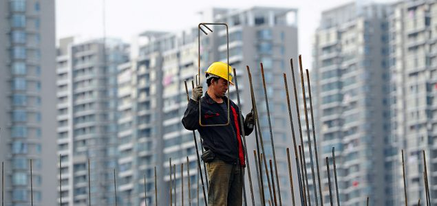 China's construction sector crashes in Jan-Feb