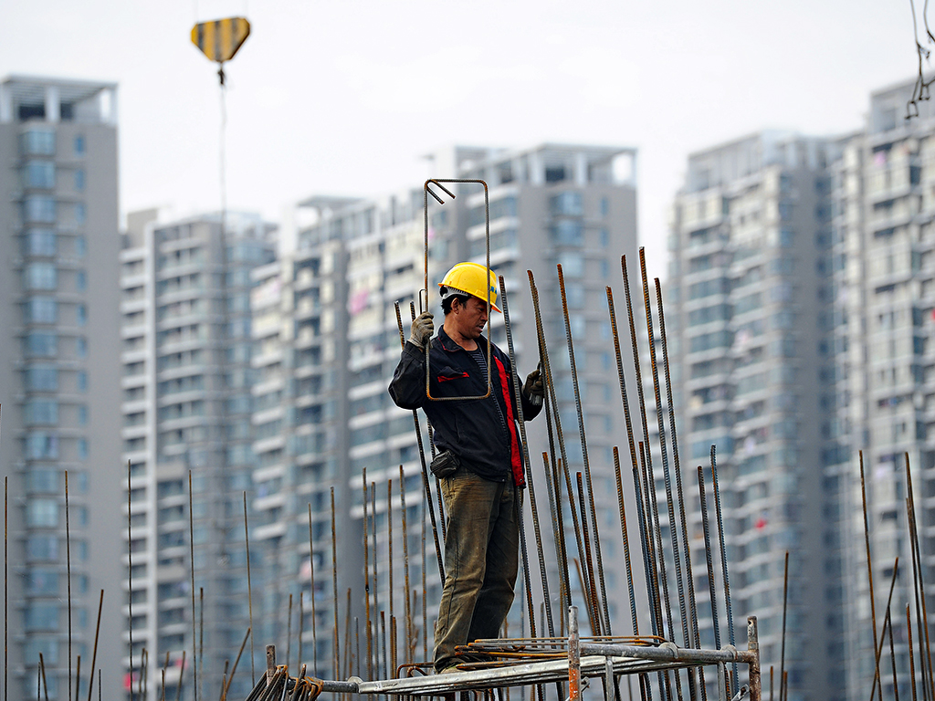 China efforts to cool housing market score global wood for Construction info