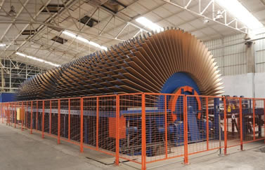 Global MDF capacity surpasses 100 million m3
