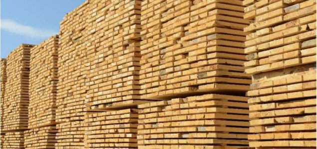 As lumber dispute continues, Canadian lumber producers are vulnerable to share price pressures
