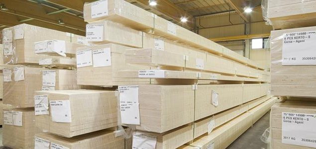 Raute to supply LVL production line to Metsä Wood