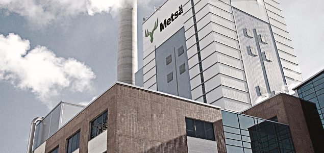 Sales for Metsä Group increased by 8% in 2017