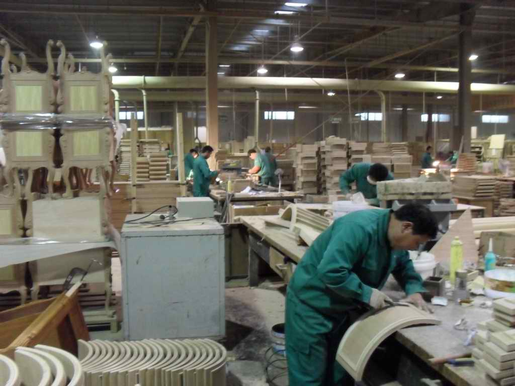 China Transformation Of The Nankang Furniture Industry Global Wood Markets Info