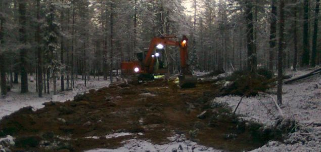 Finland: Forest industry under threat due to oversupply, falling prices and strikes