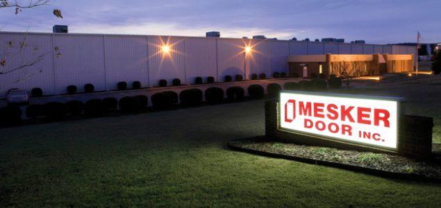 Swiss Dorma+Kaba plans takeover of US door producer Mesker for $142.5 mil.