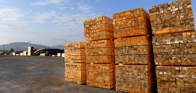 France: Softwood and hardwood lumber prices for Q2/2017