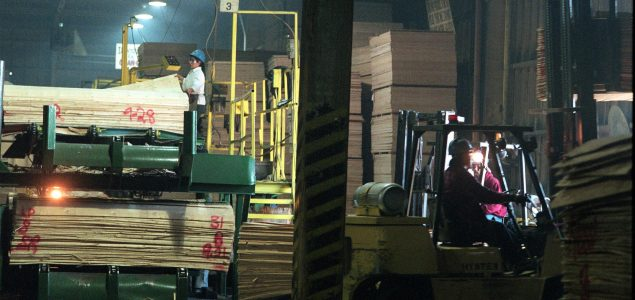 Malaysian plywood giant Shin Yang cuts down shipments to Japan