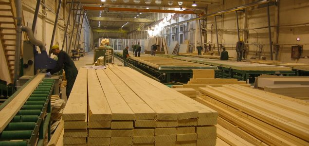 Swedish sawmills should tackle global falling demand for pine lumber with more niche products