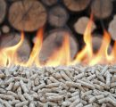 Almost 50% of the fiber feedstock for wood pellet plants in the US South was industry and forest residues