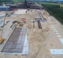 Norbord's Inverness OSB plant gathers pace