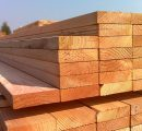 Sharp drop in US lumber prices
