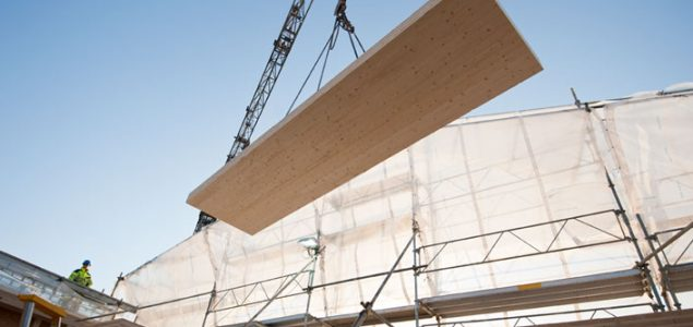 Global cross laminated timber market to exceed USD 2 billion by 2025