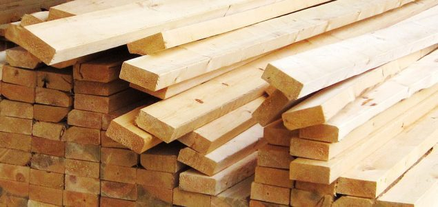Russia's softwood lumber invades the Chinese market