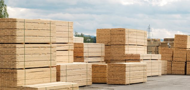 Major global lumber-exporting countries increased their shipments in early 2019