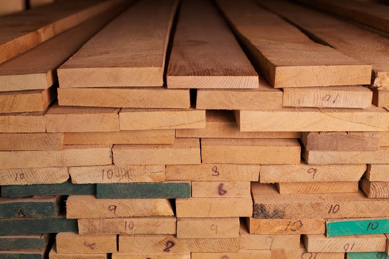 Agathis Sawn Timber ~ North american imports of temperate and tropical sawnwood