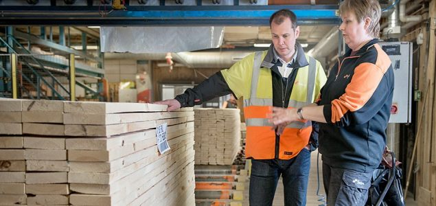 Setra expands range of construction timber, to invest in a new planing mill in Sweden