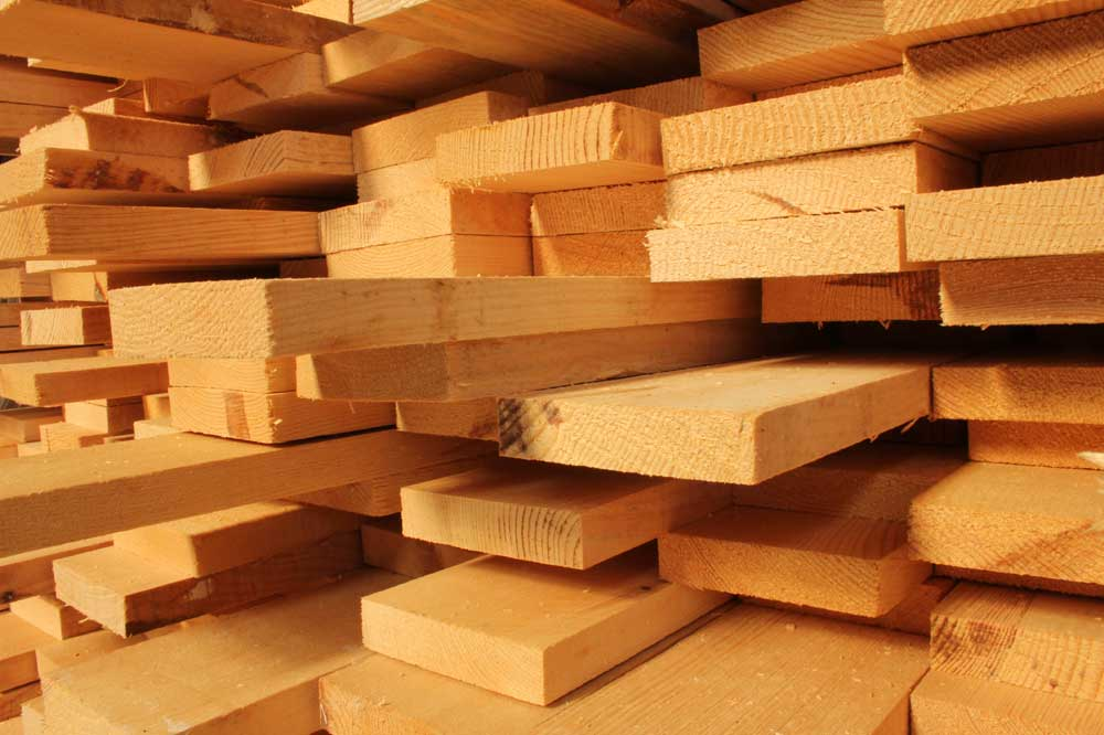 how to work out cubic meters of timber