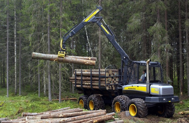 Forestry machines markets in Germany, Austria and ...