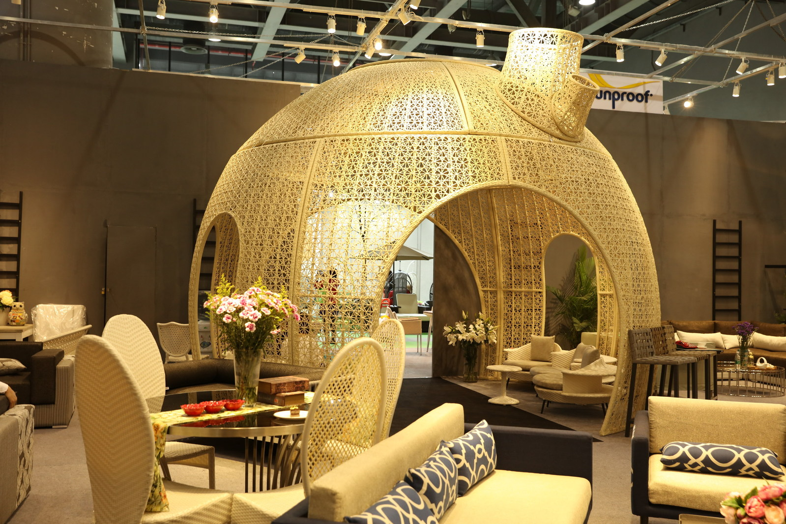 China International Furniture Fair Attracts Over 191 000 Visitors From Around The World Global