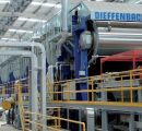 Asia's largest continuous press production line starts production in China