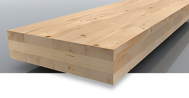 Clt A New High Volume Market For Structural Hardwoods