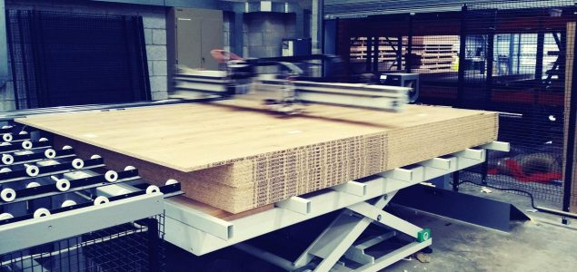 Rising plywood production in Finland and Russia