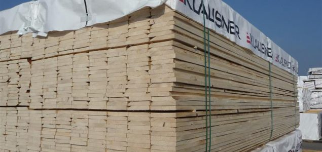 Binderholz increases the offer for Klausner Lumber One
