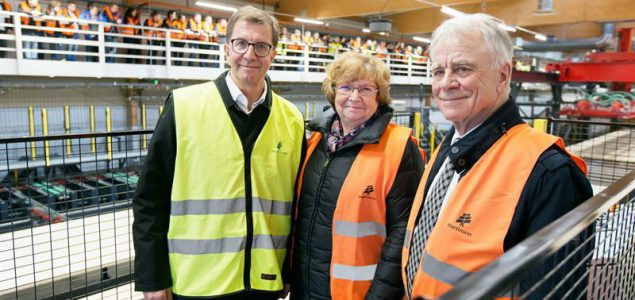 Swedish Martinsons launched new CLT production line